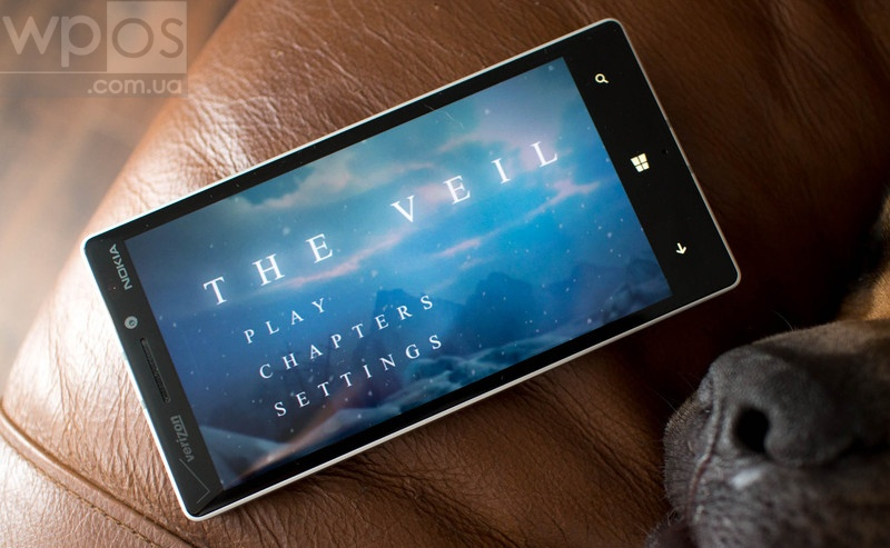 The Veil windows phone