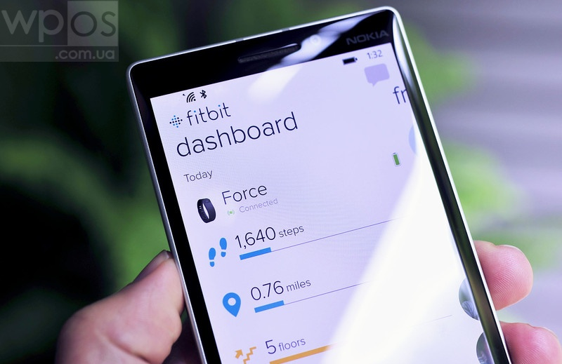 Fitbit wp8
