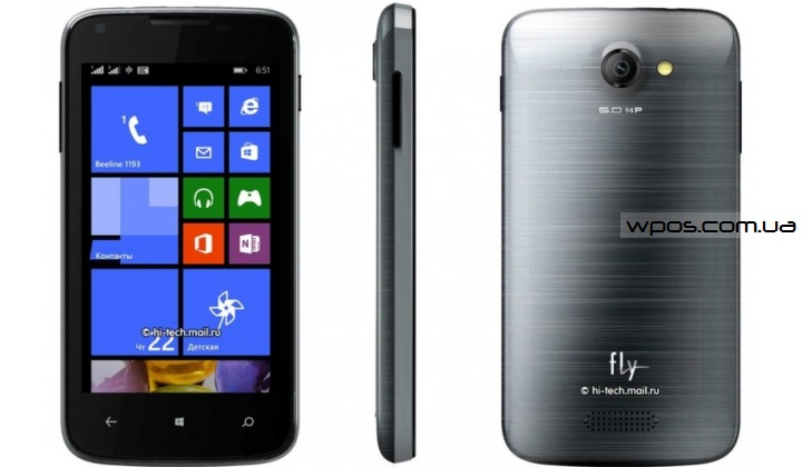 Fly era Windows Phone