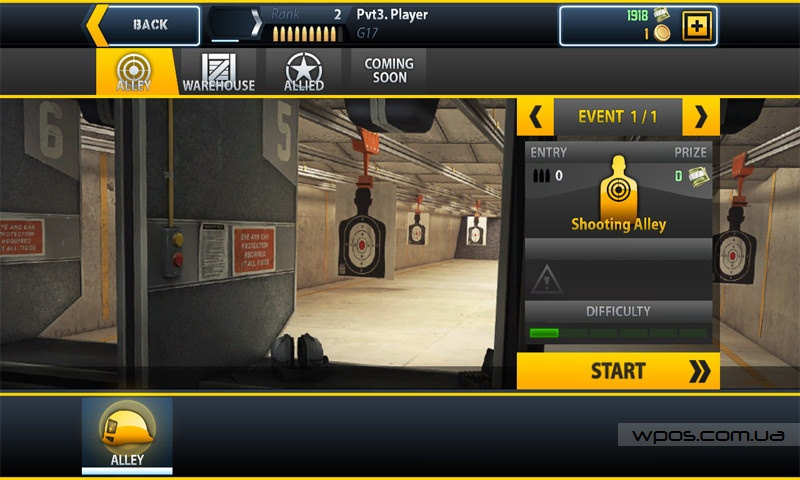 Gun_Club_3_Alley_Menu