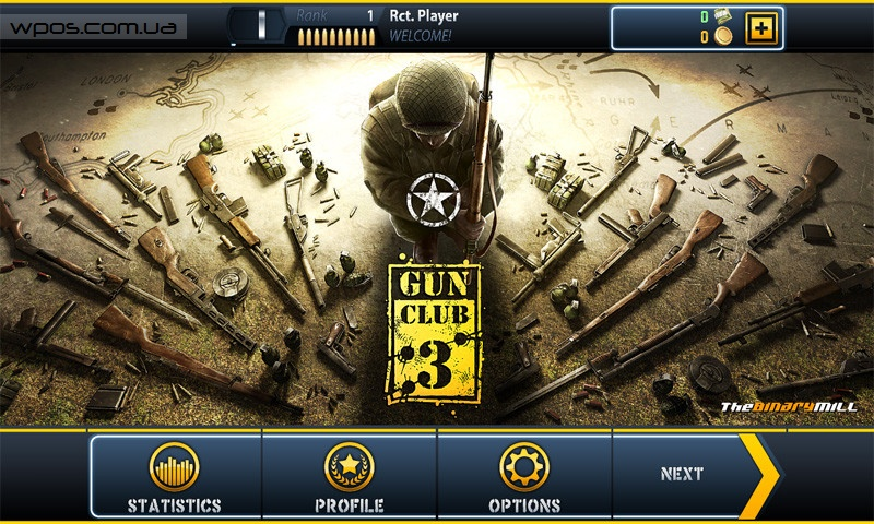 Gun_Club_Menu