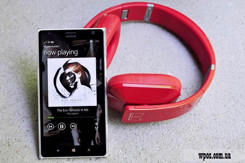 Muzik Player на wp8