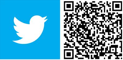 QR Twitter