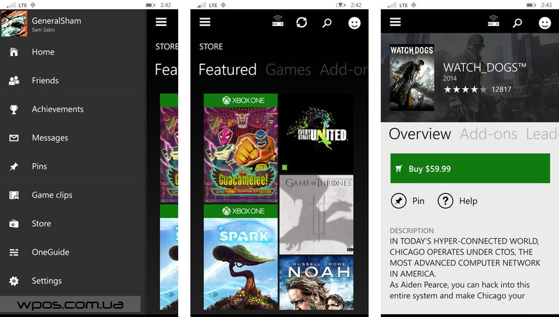 Xbox_One_SmartGlass_Beta_Screenshots