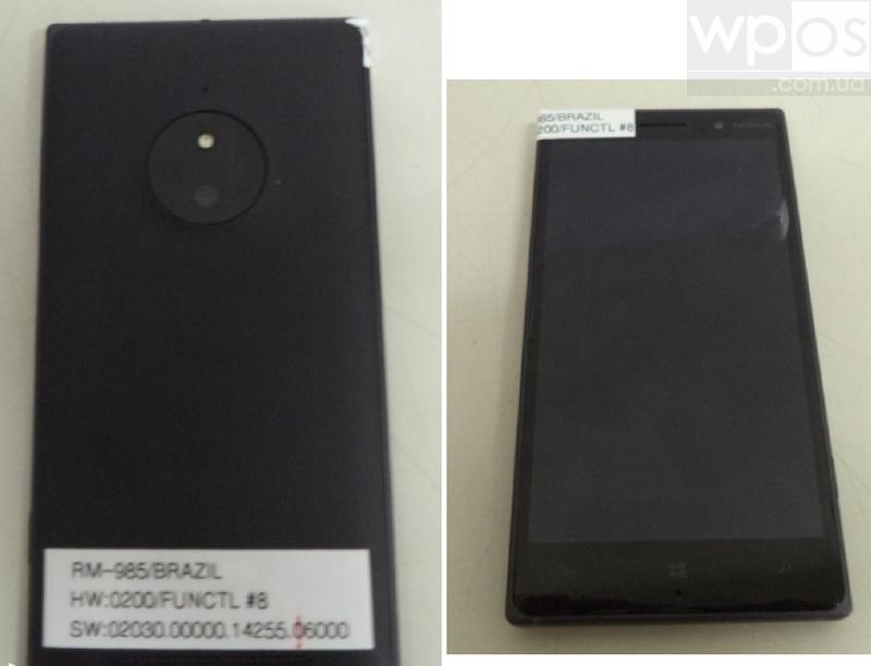 Lumia_830_Front_back_Anatel