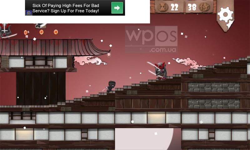 Ninja_Run_Game