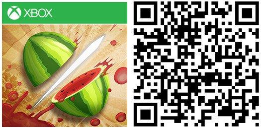 QR_Fruit_Ninja