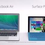 Microsoft выпустила рекламные ролики в которых сра...