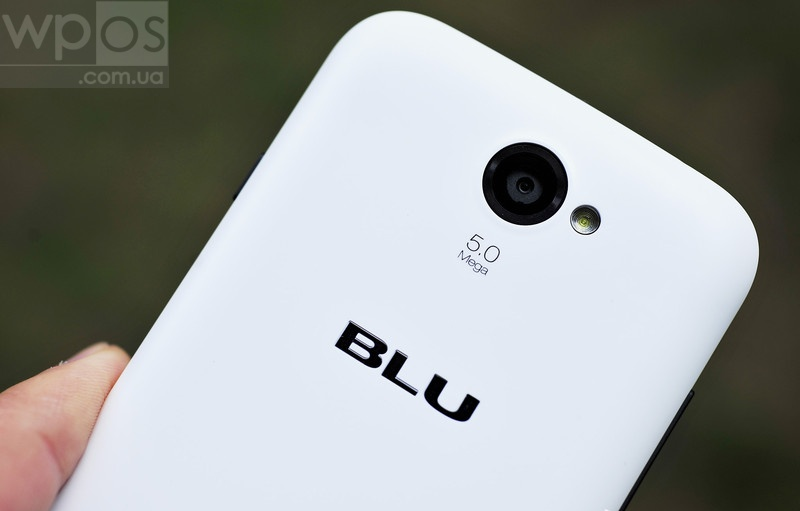 BLU Win JR камера