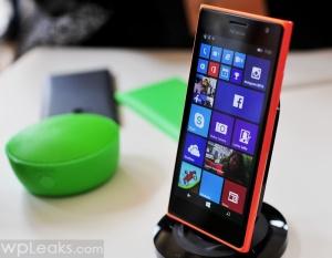 Lumia 730 селфи