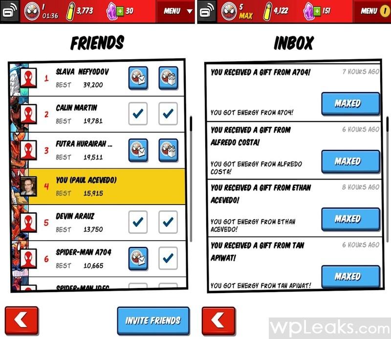 Spider-Man_Unlimited_Gameloft_friends