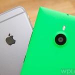 Lumia 1520 против iPhone 6 Plus - Сравнение габари...