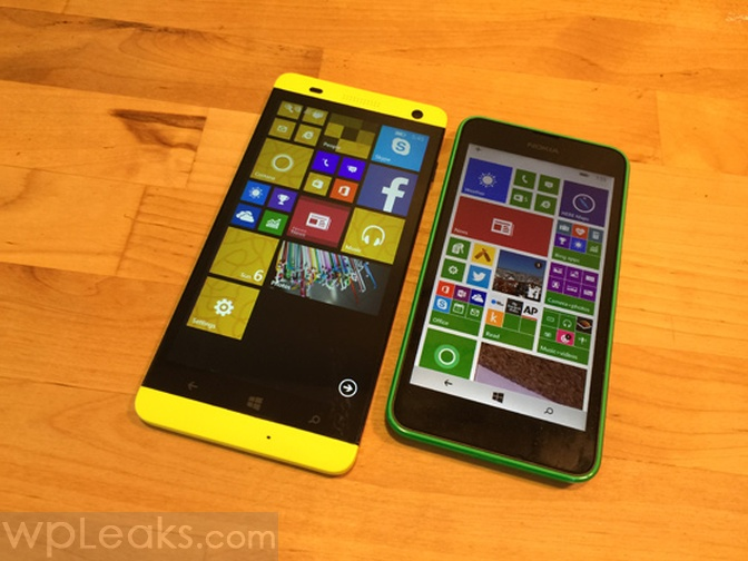 BLU Win HD  Nokia Lumia 635