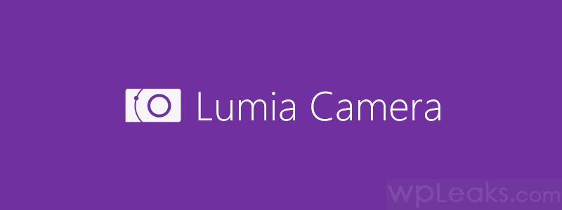 Lumia Камера
