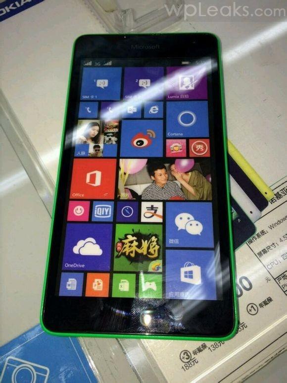 Microsoft Lumia 535 3