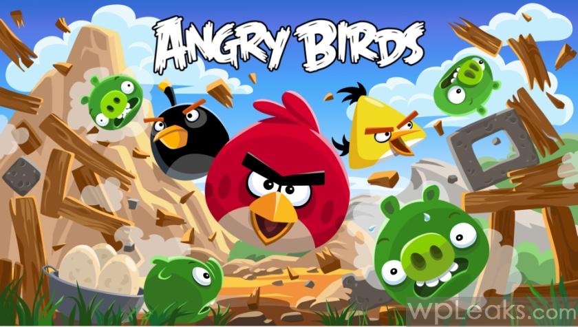 angry birds бесплатно