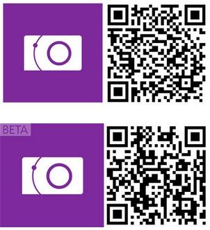 lumia-camera  qr