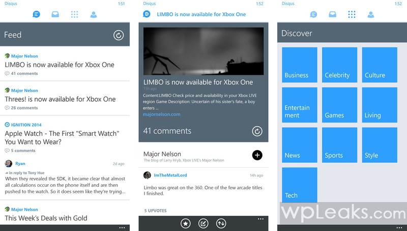 Disqus 2 WP 81