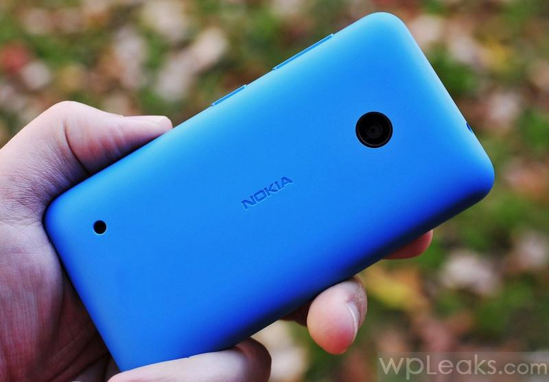 Lumia 530 обзор крышка