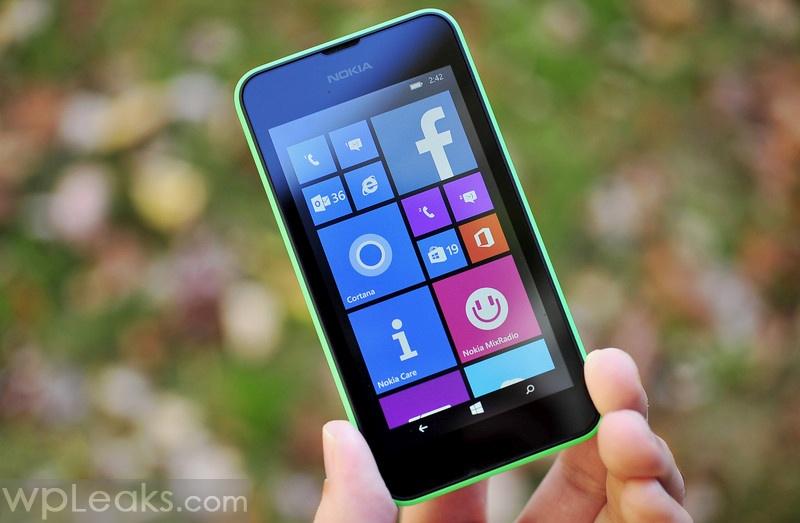 Lumia 530 обзор 3