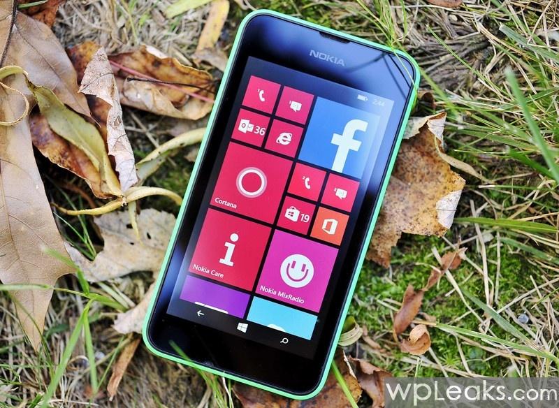 Lumia 530 обзор 9