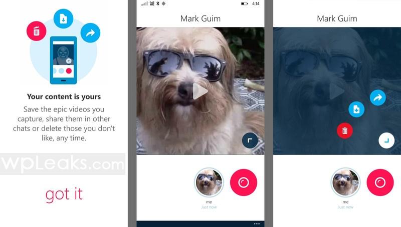 Skype-Qik-Screenshot