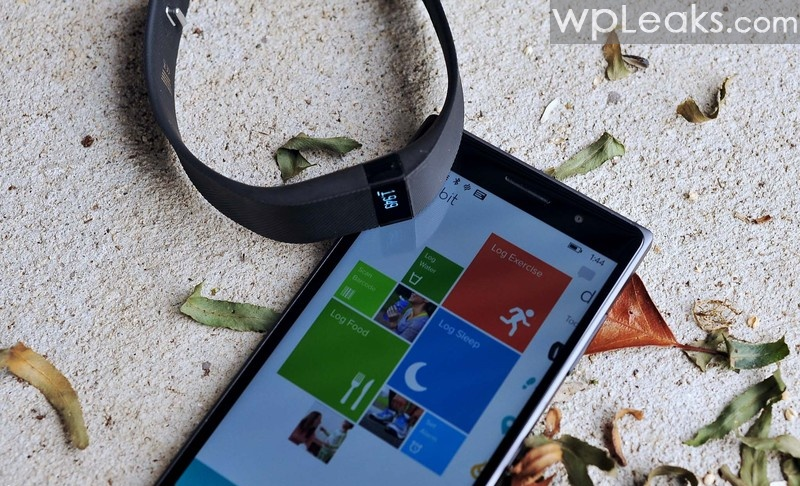 fitbit заряд windows phone
