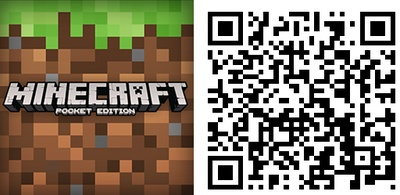 qr-minecraft-pe