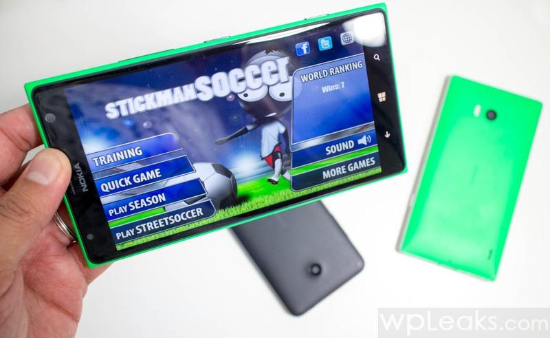 stickman soccer lumia 1520