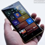 Спецвыпуск Lumia 930 — золотая Nokia