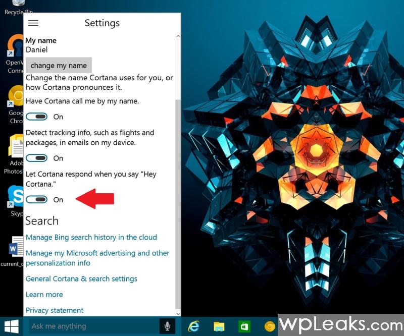Hey-Cortana-enable-screen