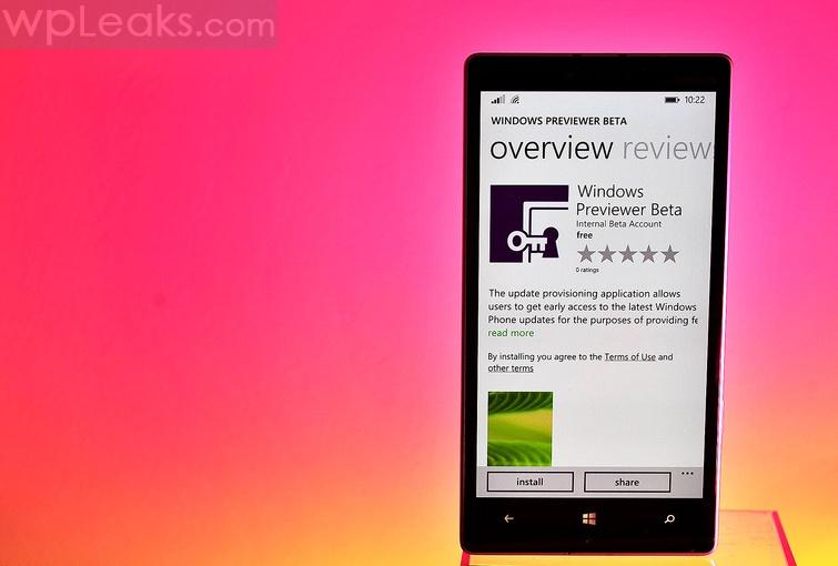 Windows Previewer beta
