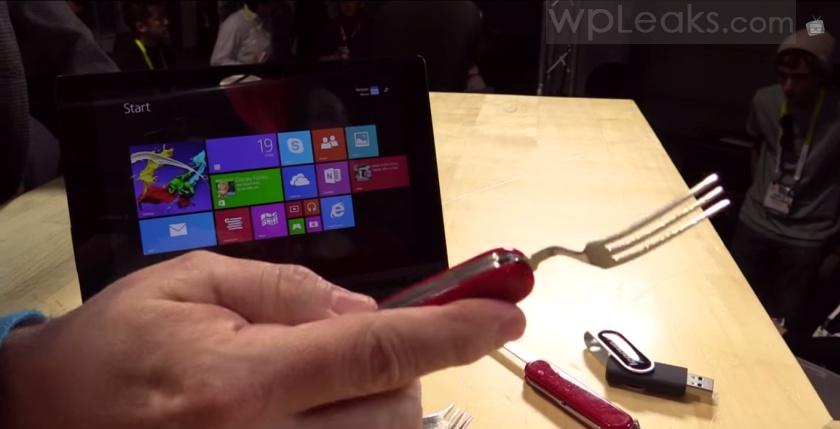 Lenovo Yoga Tablet 2 краш тест