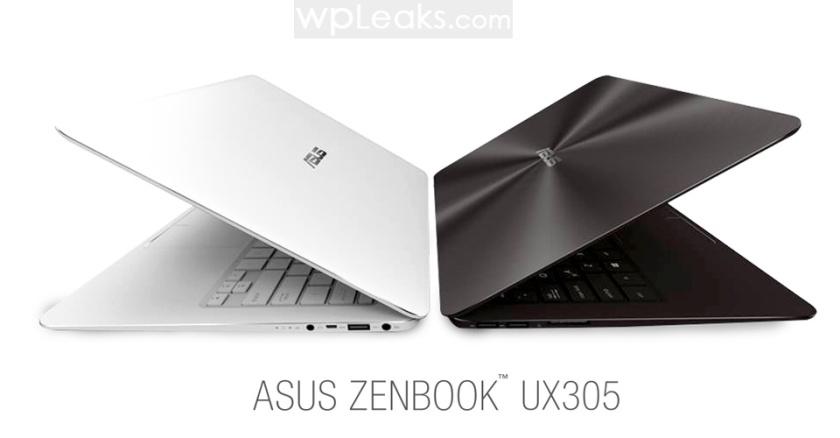Asus ZenBook ZenBook UX305