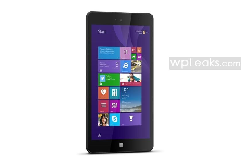 KAZAM - 8 Inch Tablet - Front Left - Windows