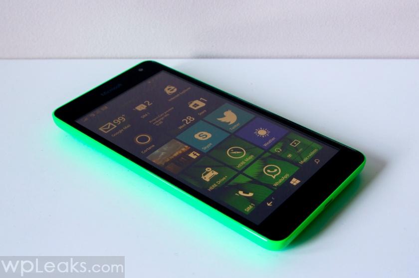 Microsoft Lumia 535 obzor 1