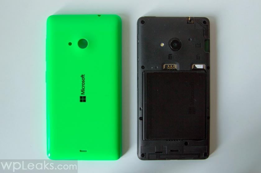 Microsoft Lumia 535 obzor 9