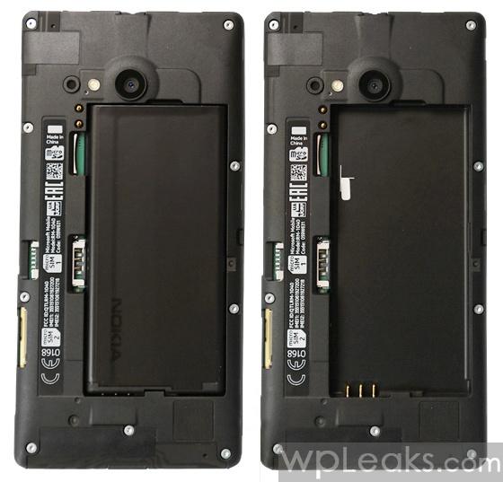 lumia 730 батарея