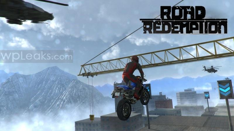 Road-Redemption
