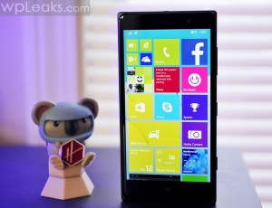 Windows 10 Lumia 830