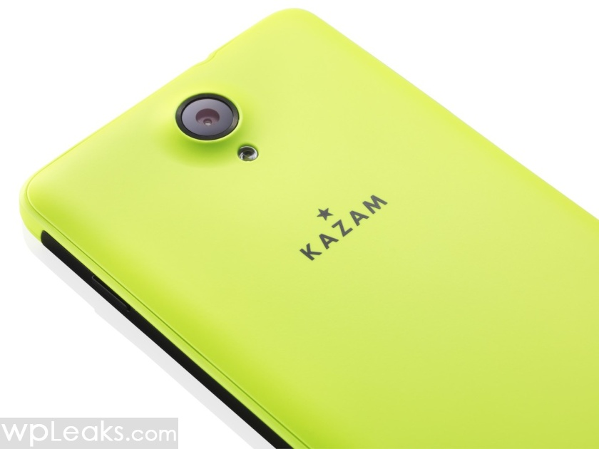 kazam windows phone 10