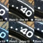 Nokia Lumia 930  iPhone 6 Samsung Galaxy Note 4 HTC One M9