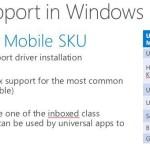 Windows 10 для мобильных телефонов будет поддержив...