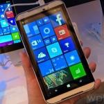 Фотографии с WinHEC: новые телефоны на Windows Pho...
