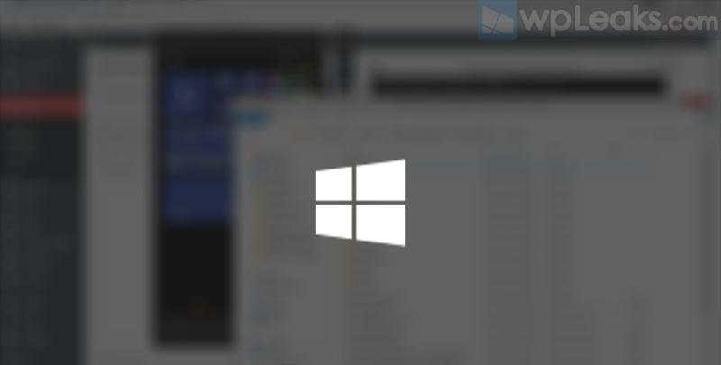 Windows Mobile 10 Build 10030