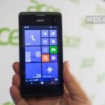 Новый бюджетный телефон на Windows Phone от Acer н...