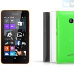 Найдите отличия: Lumia 430 vs Lumia 435