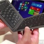 Обзор универсальной складной клавиатуры от Microso...