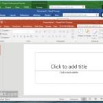Office 2016: новые скриншоты – новые цвета
