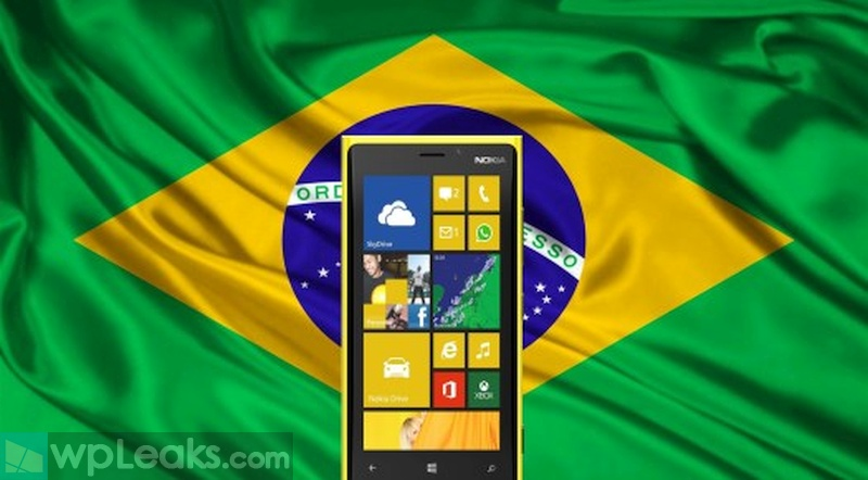 Brazil Windows Phone